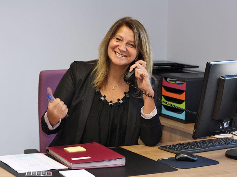 Geschäftsführung – Claudia Spielmann