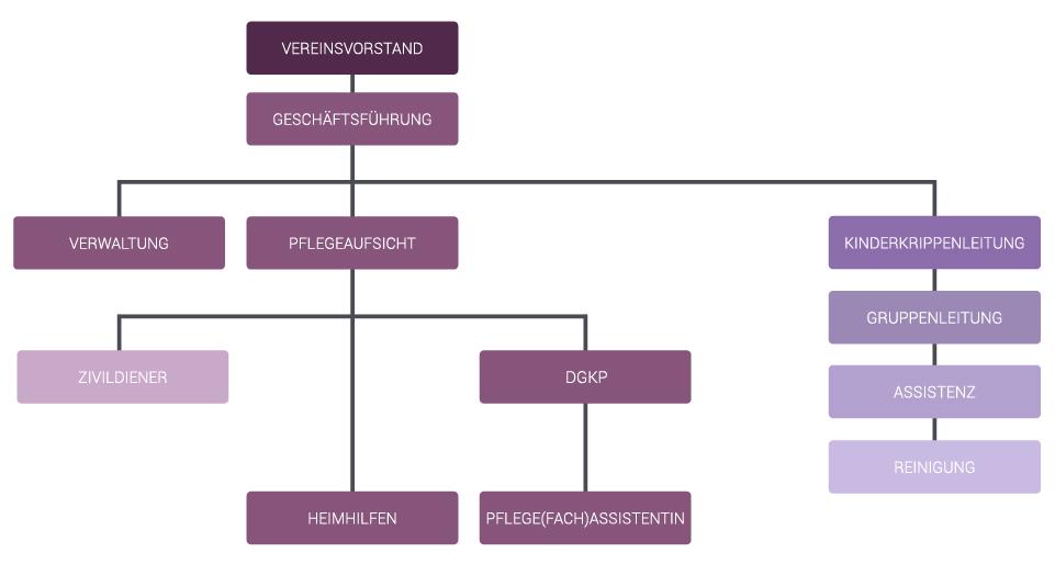 Organigramm –Gesundheits- & Sozialsprengel, Mieminger Plateau